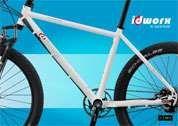 Folder Idworx fietsen 2011