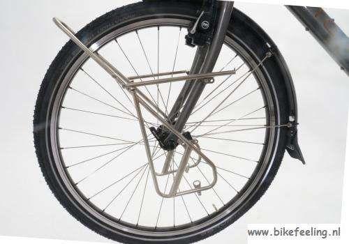 De  Santos Travelmaster 2.6 is zeer geschikt voor uw fietsvakantie.