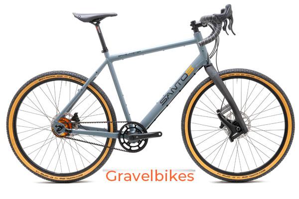 gravelbike, gravelracer