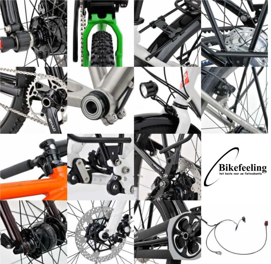 bijzonderheden van de idworx fiets