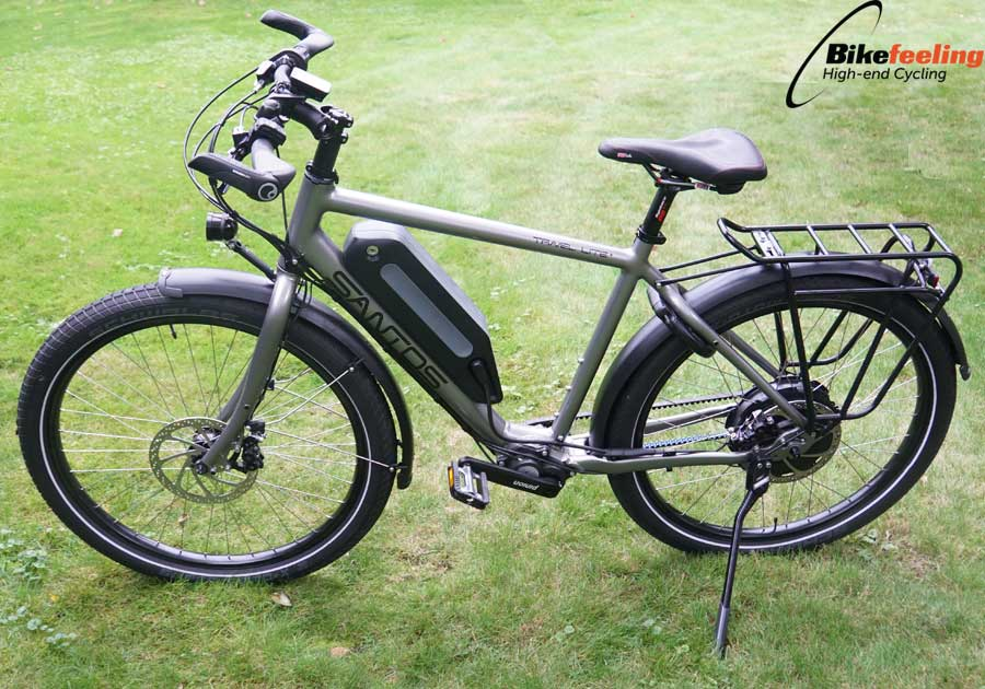 Santos Travel Lite E-bike Neodrives maat 53