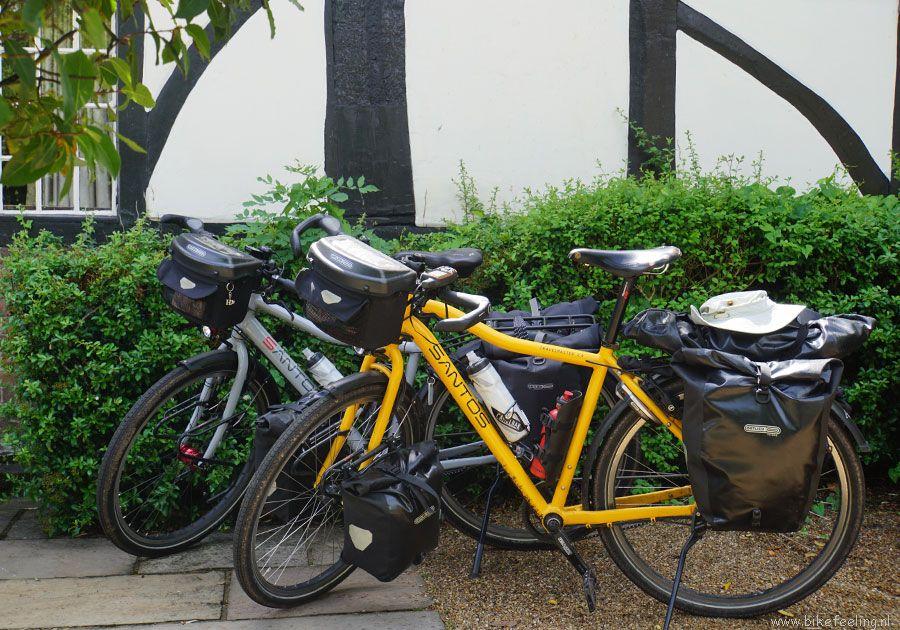 santos travelmaster 3 en travelmaster 2.9 test bikefeeling